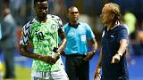 Nigeria still to find rhythm at Cup of Nations, skipper says