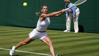 Wimbledon, Giorgi subito fuori