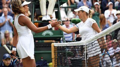 Wimbledon: Naomi Osaka fuori a 1/o turno