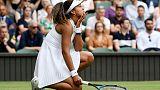 Tennis-Wayward Osaka sent packing from Wimbledon
