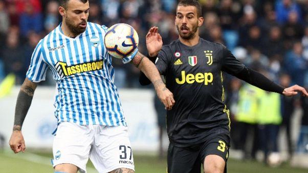 Calcio: Spinazzola, Roma all'anno zero