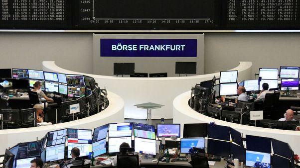 الأسهم الأوروبية ترتفع لأعلى مستوى في نحو شهرين بدعم هدنة تجارية