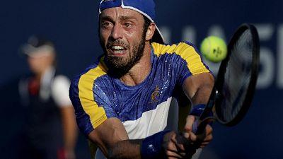 Wimbledon: Lorenzi esce con Medvedev