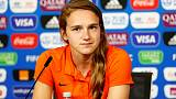 Soccer: Dutch back in the groove - Miedema