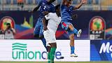 Ivory Coast qualify after being made to struggle by Namibia