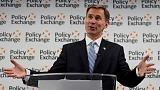 Hunt says if Iran breaks nuclear deal we are out as well