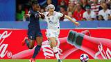 U.S. women's soccer jersey sets sales record amid World Cup fervour