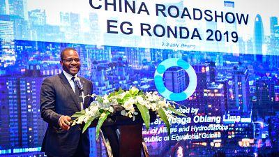 La Guinée équatoriale présente des licences de pétrole, de gaz et d'exploitation dans un road-show réussi en Chine