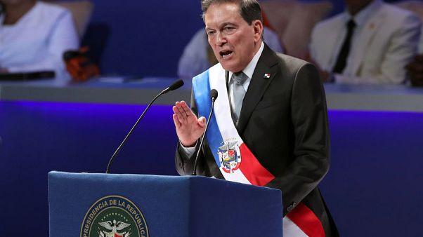 رئيس بنما الجديد يتعهد بالقضاء على الفساد