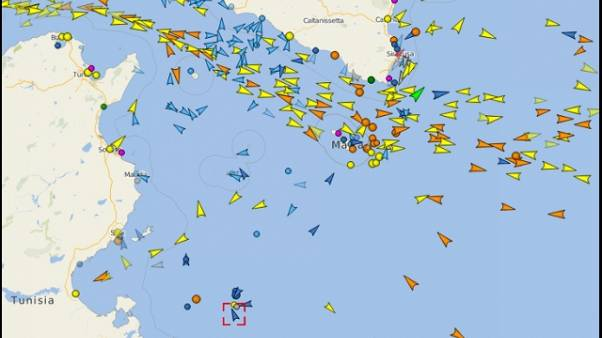 Mediterranea, a breve in zona Sar libica