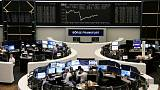 European shares retreat from two-month highs as trade fuelled rally fades