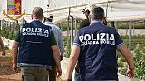 Caporalato su migranti Cara, due denunce