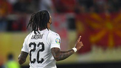 Lazaro, ho scelto Inter anche per Conte