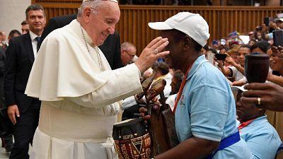 Migranti: Papa, mondo sempre più crudele