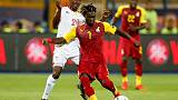 Hamstring injury ends Cup of Nations run for Ghana's Atsu