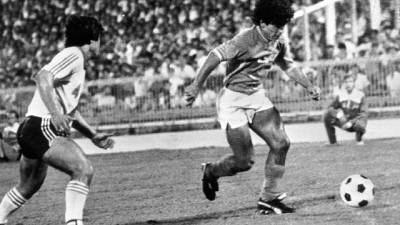 "Su Sky ""Ho visto Maradona 1984"""