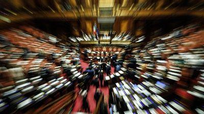 Ok Commissione a ddl taglio parlamentari