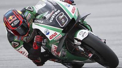 A Bradl la Honda di Lorenzo in Germania