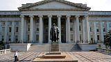 U.S. House panel sues U.S. Treasury, IRS over Trump's tax returns