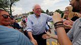 Bernie Sanders raises $18 million in second quarter for 2020 bid, trails Buttigieg