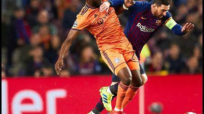Ndombélé giocherà nel Tottenham