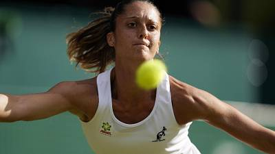 Wimbledon: Gatto eliminata da S.Williams