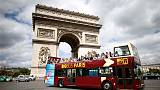 Paris says tourist buses no longer welcome in city centre