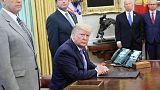 Trump, Republicans raise $105 million in second quarter for re-election bid