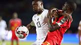 Ghana win at last to top Group F at Cup of Nations