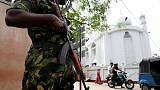 Sri Lanka police chief, ex-defence secretary arrested over bombings