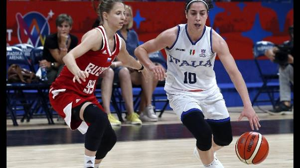 Basket: Euro donne, Italia eliminata