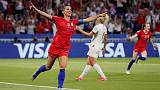 U.S. reach World Cup final with dramatic win over England
