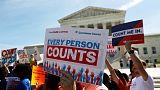 Trump administration retreats on census citizenship question