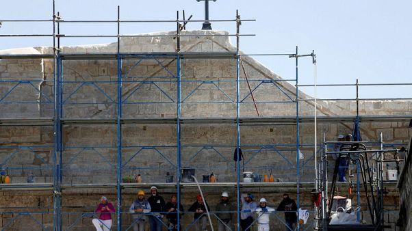 لجنة التراث العالمي ترفع الخطر عن مهد ولادة المسيح في بيت لحم