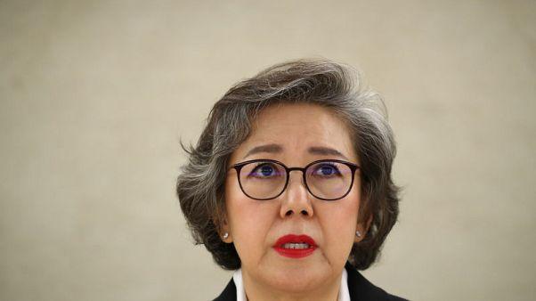 مصحح- محققة للأمم المتحدة تتحدث عن جرائم حرب جديدة محتملة في ميانمار