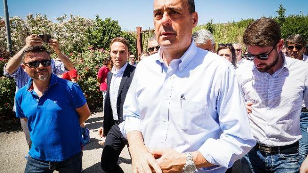 LIbia: Zingaretti, intervenire subito