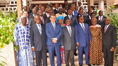 Le Cameroun et la Banque africaine de développement signent l'Accord de siège du Bureau régional pour l'Afrique centrale