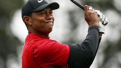 Golf, Masters, c'è posta per Woods