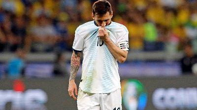 Copa America, furia Messi contro arbitro