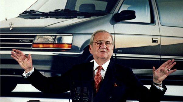 وفاة لي إياكوكا التنفيذي الذي أنقذ كرايسلر عن 94 عاما