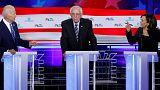 Biden's support from black voters cut in half after debate - Reuters/Ipsos poll