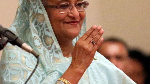 الإعدام لتسعة بتهمة محاولة اغتيال رئيسة وزراء بنجلادش قبل 25 عاما