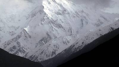 Cala Cimenti su vetta Nanga Parbat