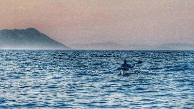 Da Corfù a Otranto in kayak