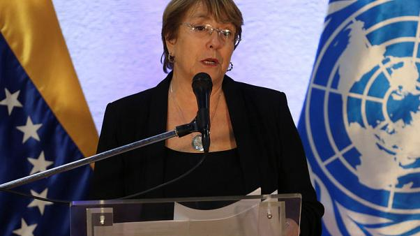 U.N.'s Bachelet calls for swift transition to civilian government in Sudan