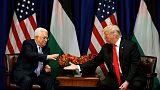 """كوشنر: ترامب """"معجب جدا"""" بعباس ومستعد للتواصل معه بخصوص خطة السلام"""