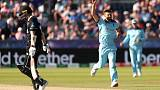 Bairstow ton as England crush New Zealand to storm into semis