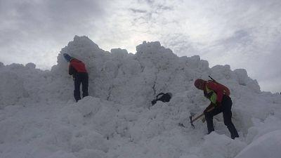 Alpinista morto e 2 gravi in Valtellina