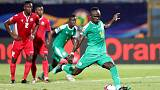 Nations Cup offers entertainment despite heat, empty stadiums and chaos