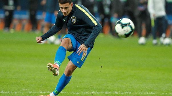 In Spagna sicuri, accordo PSG-Coutinho